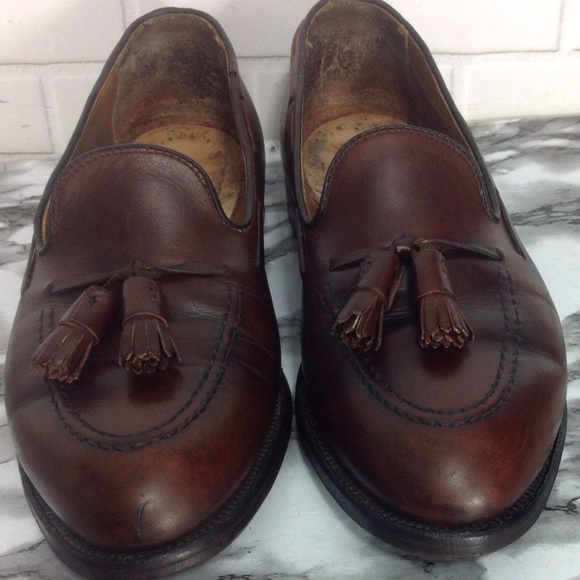 e9e406f8ac65d Aldo Shoes | Alden Men Dress Size 9 12 Tassel Moccasin | Poshmark